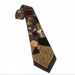 Snoopy United Feature Syndicate Tie